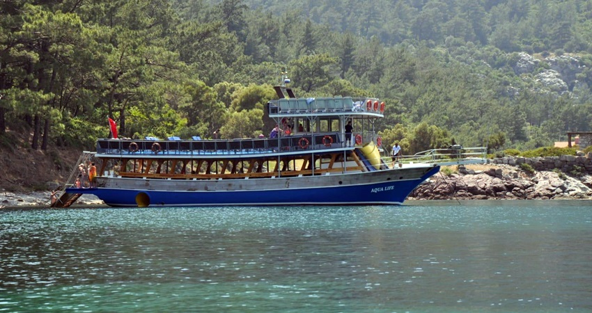 Marmaris Boat Trip (With Lunch)