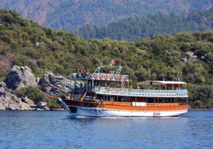 Turunc All Inclusive Boat Trip