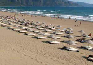 Turunc Turtle Beach Tour