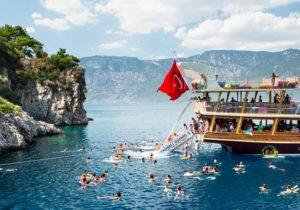 Turunc Cleopatra Island Boat Trip