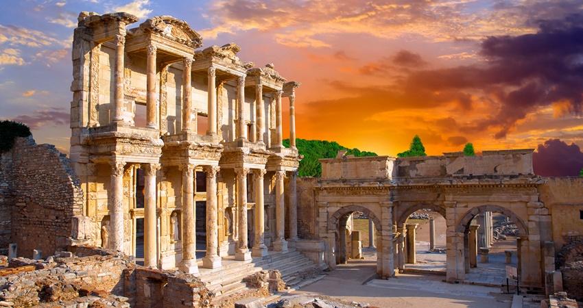 Ephesus and Pamukkale Tour From Marmaris