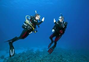 Icmeler Scuba Diving