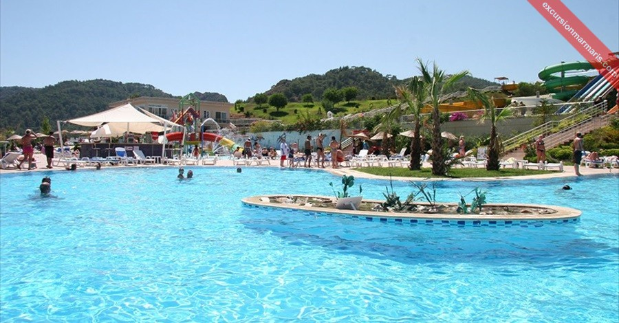 Marmaris Aqua Dream Waterpark  Biggest Waterpark in Marmaris