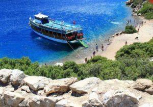 Icmeler Aegean Island Boat Trip