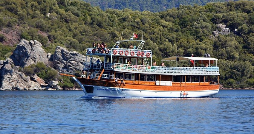 Marmaris Boat Trips All Inclusive