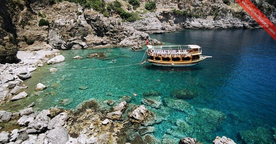 Marmaris All inclusive Boat Trips | Unlimited Drinks & Lunch