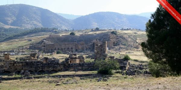 Marmaris Pamukkale Tour