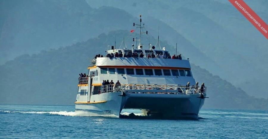 Marmaris Rhodes Day Trips