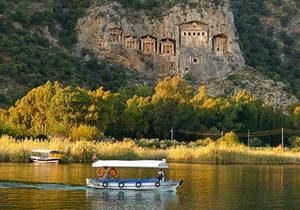 Icmeler Dalyan & Koycegiz Lake