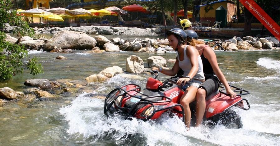Turunc Excursions - Quad Safari