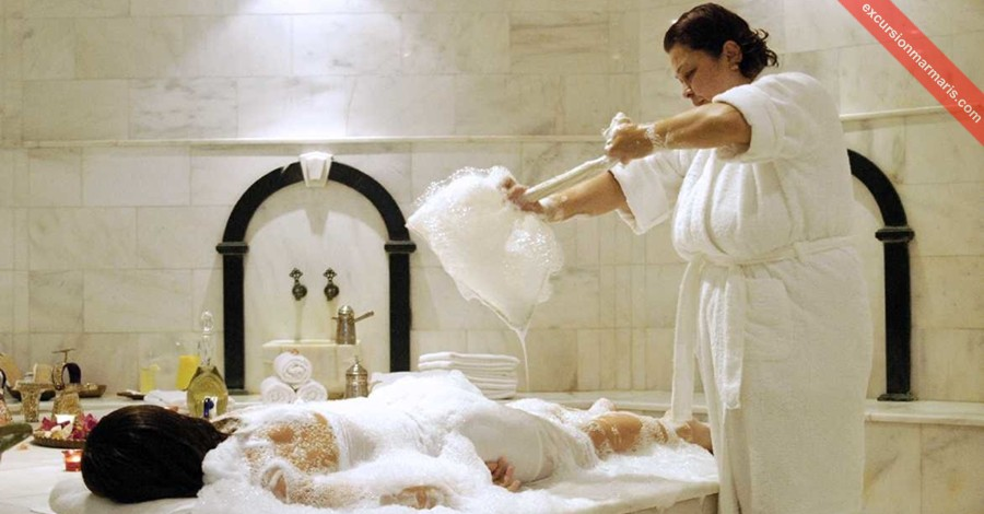Icmeler Turkish Bath With Oil Massage Free Hotel Service