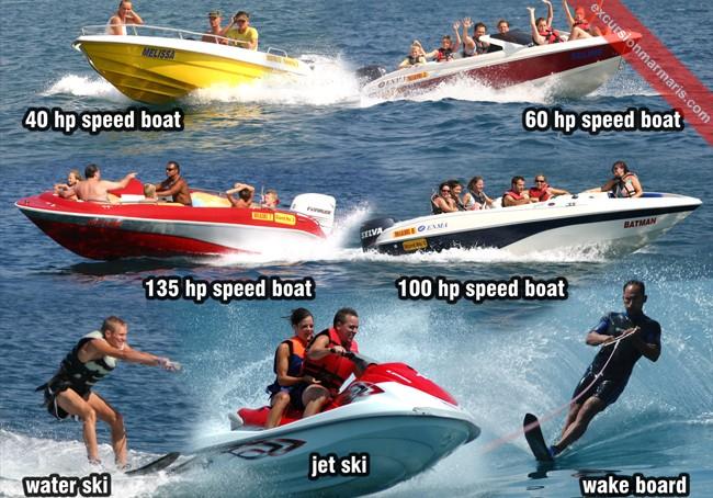 water sports marmaris sport activities hotel excursionmarmaris