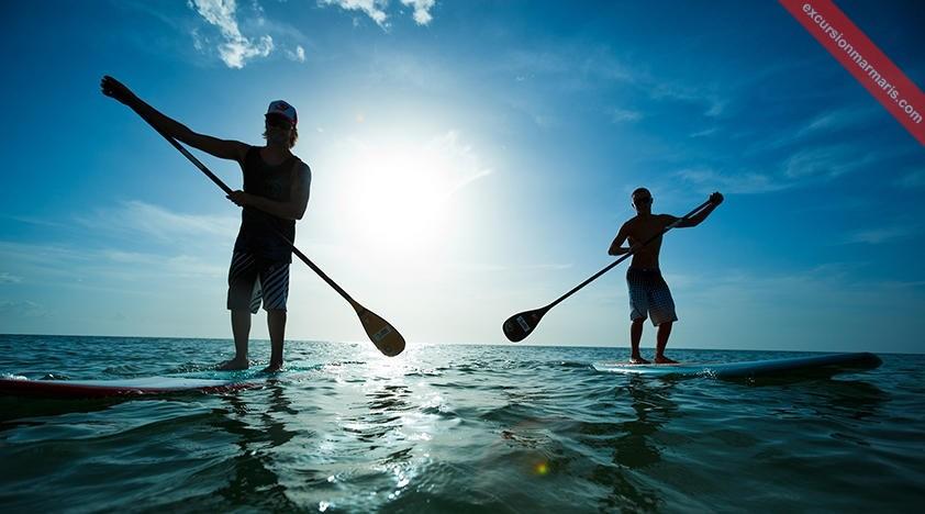 paddle board pris