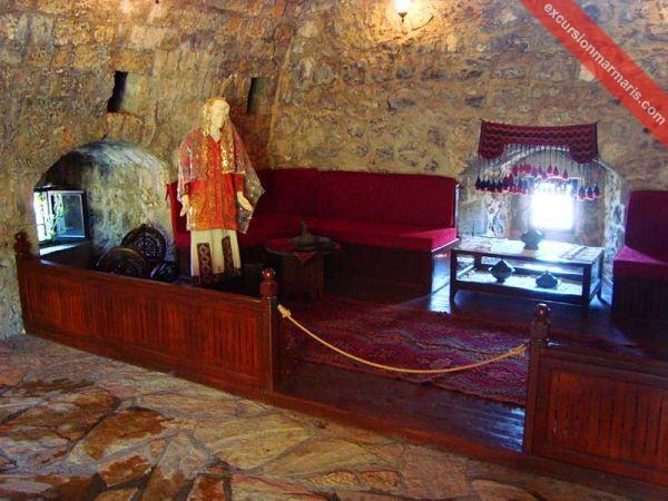 Marmaris Castle  Marmaris Castle Museum