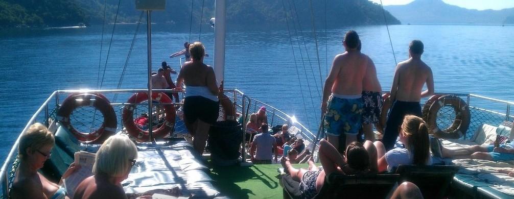 Mega Diana Boat Trip  25 £  Ultra All Inclusive Boat Trip