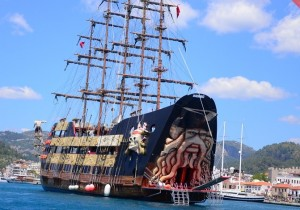 Pirate Boat Trip Marmaris