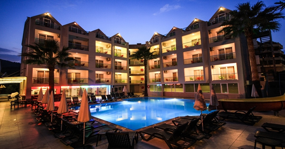 Souvent Marmaris Holiday Deals | Exclusive Package |14 Nights - 15 Days UF72