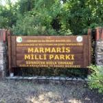PARK NARODOWY  MARMARIS