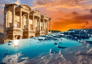 Ephesus & Pamukkale (2 Days)