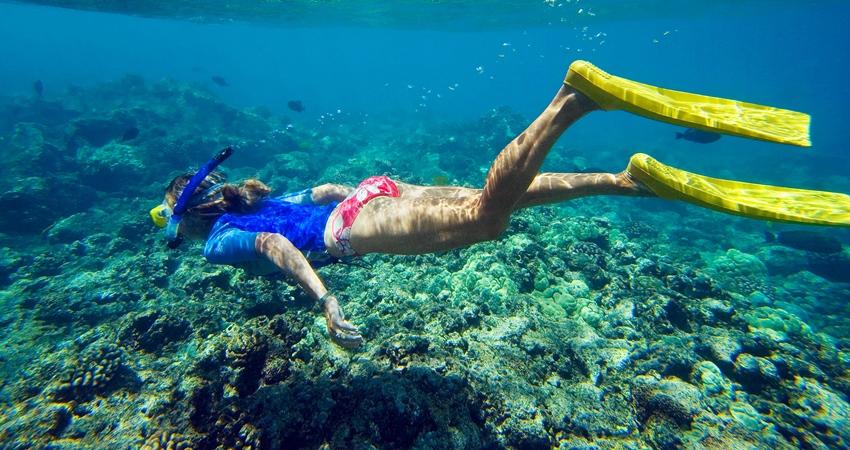 Marmaris Snorkelling Tour