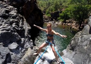 Icmeler Canyoning Tour