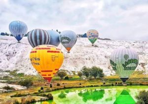 Icmeler Balloon Tour