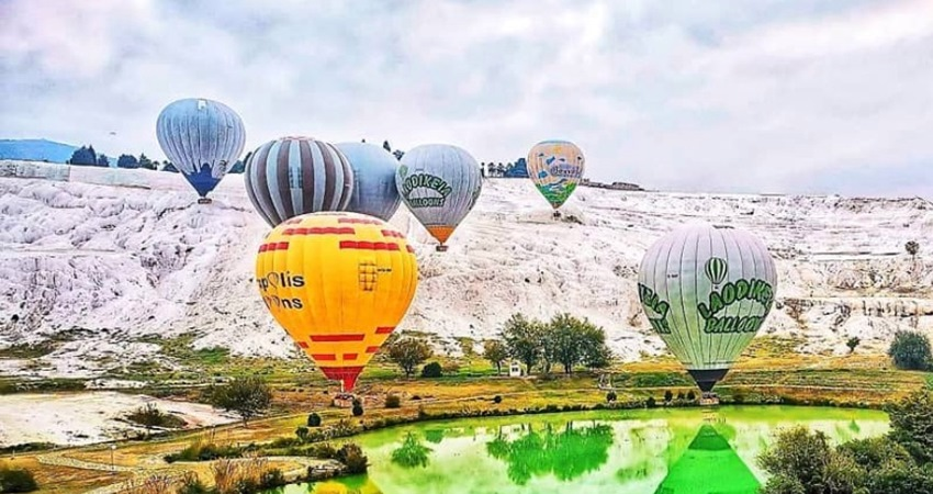 Marmaris Balloon Tour