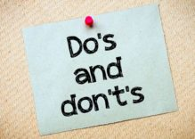 What are the do's and don'ts in Marmaris?