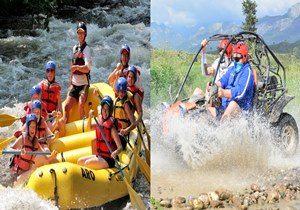Antalya Rafting & Buggy Safari Tour