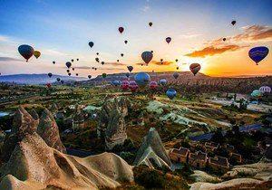 Antalya Cappadocia Tour (2 days)