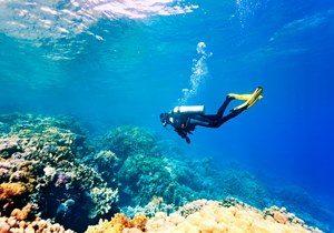 Antalya Diving Tour