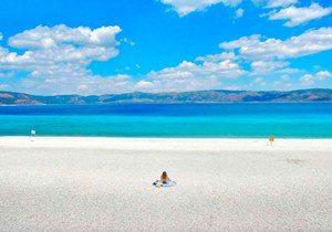 Antalya Salda Lake & Pamukkale Tour