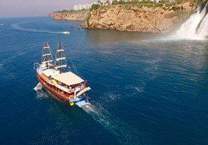 Antalya Boat Trip