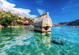 Antalya Kekova Boat Trip